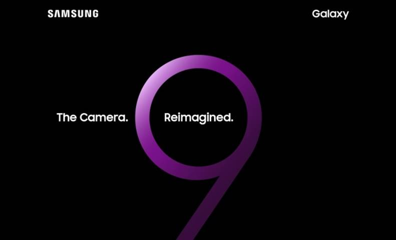 Samsung Galaxy S9 live video