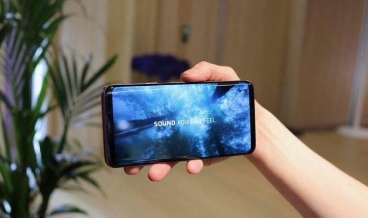 Samsung Galaxy S9 pornit functii 1