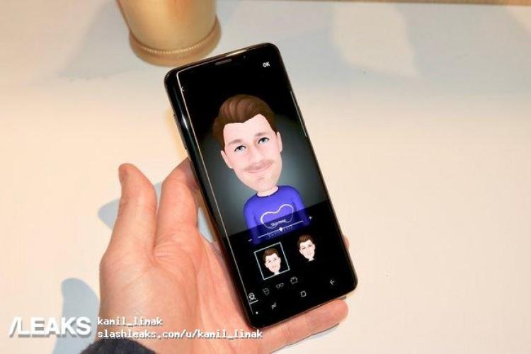 Samsung Galaxy S9 pornit functii 2