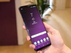 Samsung Galaxy S9 pornit functii