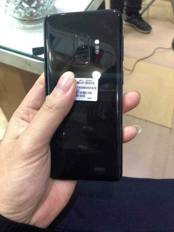 Samsung Galaxy S9 pornit imagini feat 1