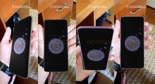 Samsung Galaxy S9 pret romania design imagini 1