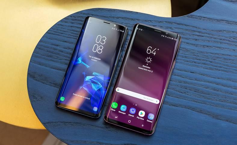 Samsung Galaxy S9 teapa clienti