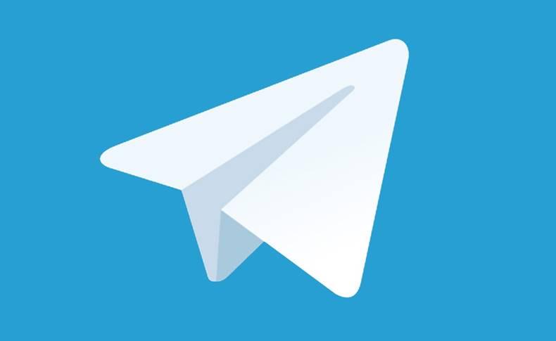 Telegram Disparit AppStore
