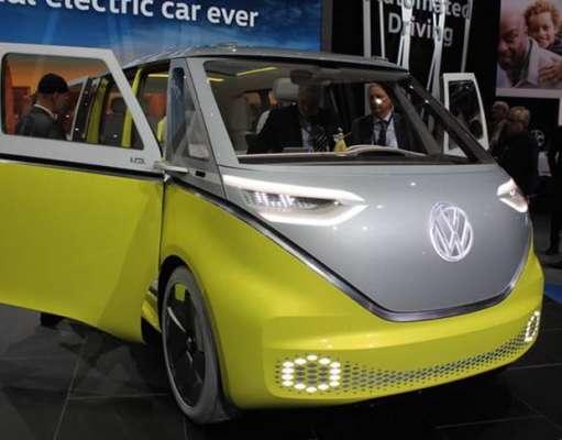 Volkswagen masini Apple