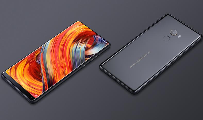 Xiaomi Mi Mix 2s copiat iPhone x