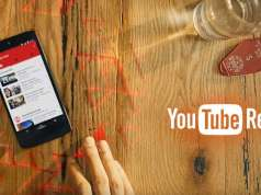 YouTube RED romania 2018