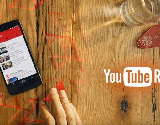YouTube RED romania 2018