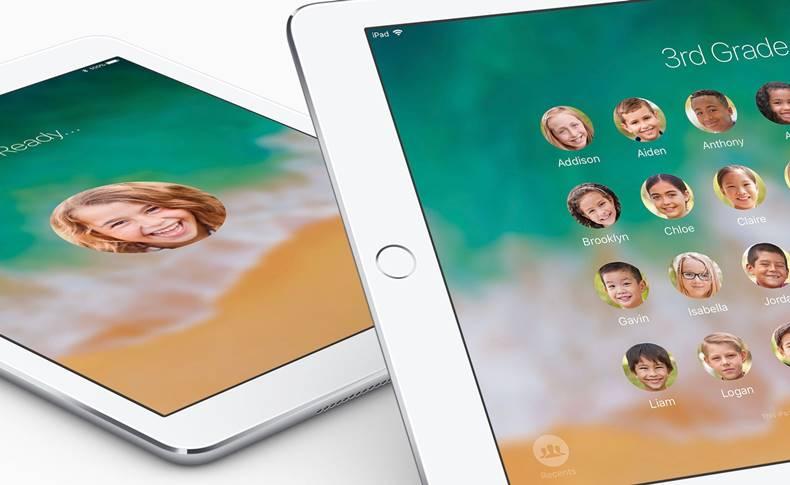 apple modele ipad