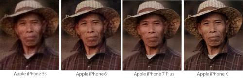 comparatie camera smartphone evolutie 2
