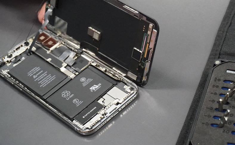 dezasamblare noi iphone