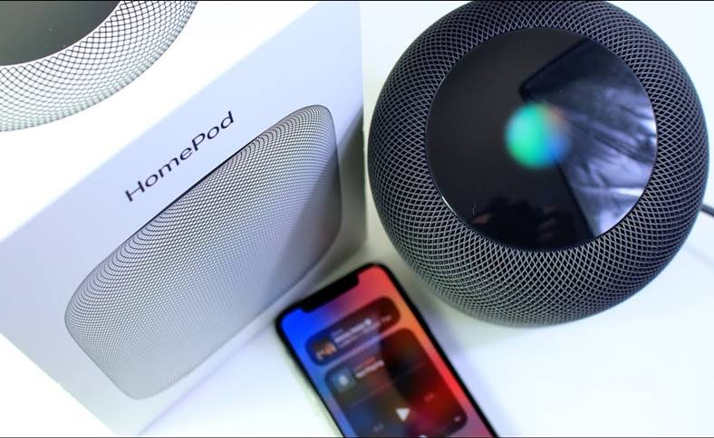 homepod unboxing
