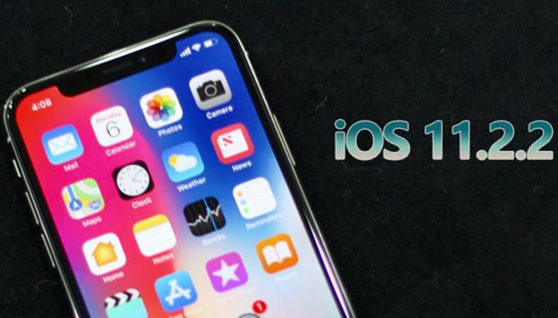 iOS 11.2.2 Jailbreak vulnerabilitati