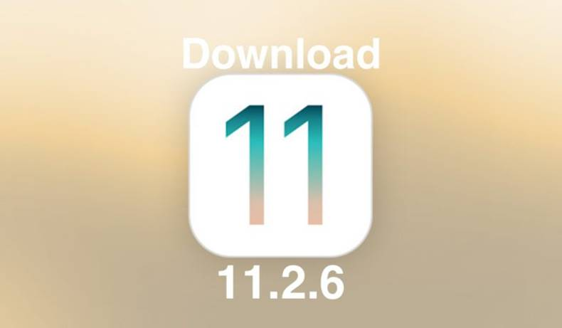 iOS 11.2.6 Download