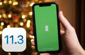 iOS 11.3 Dezactivezi Limitare Performante iPhone