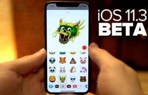 iOS 11.3 Public Beta 2 iphone ipad