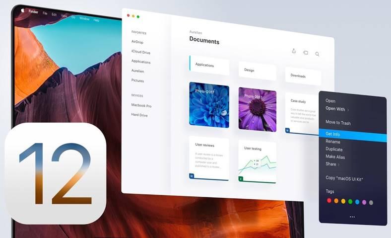iOS 12 functie noua imagini