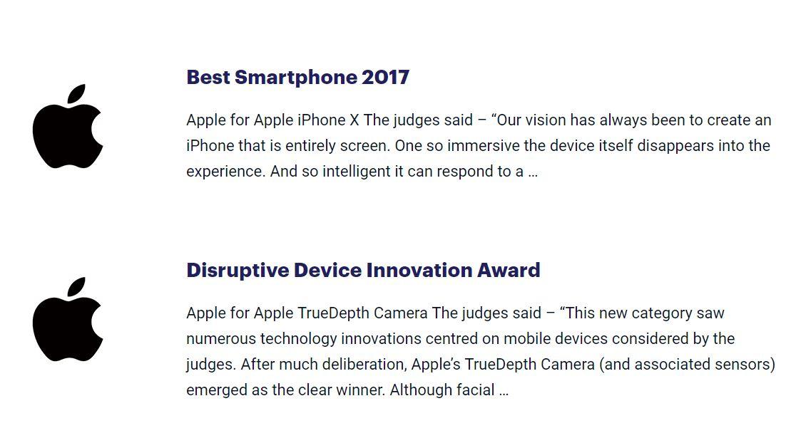 iPhone X bun smartphone 2018
