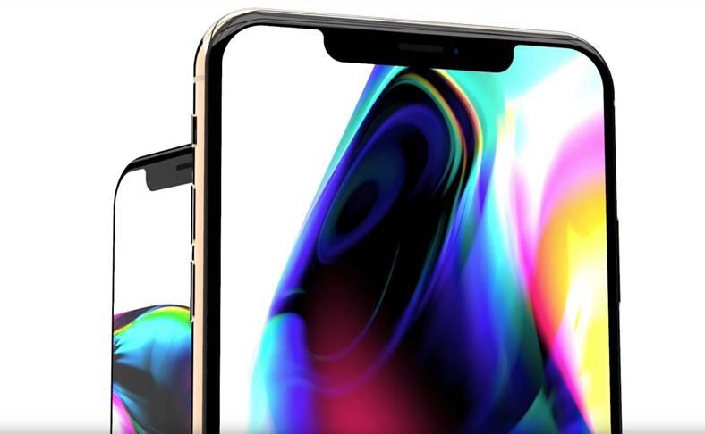 iPhone XS Plus mare iPhone X