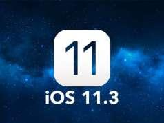 ios 11.3 logare icloud apple id