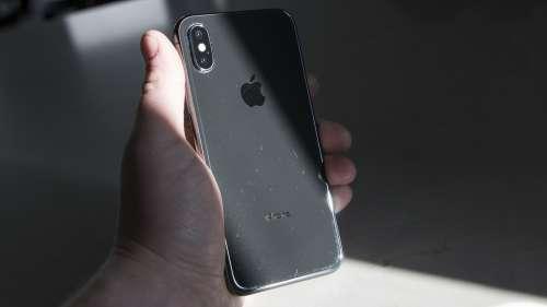 iphone x 2 luni fara carcasa 4