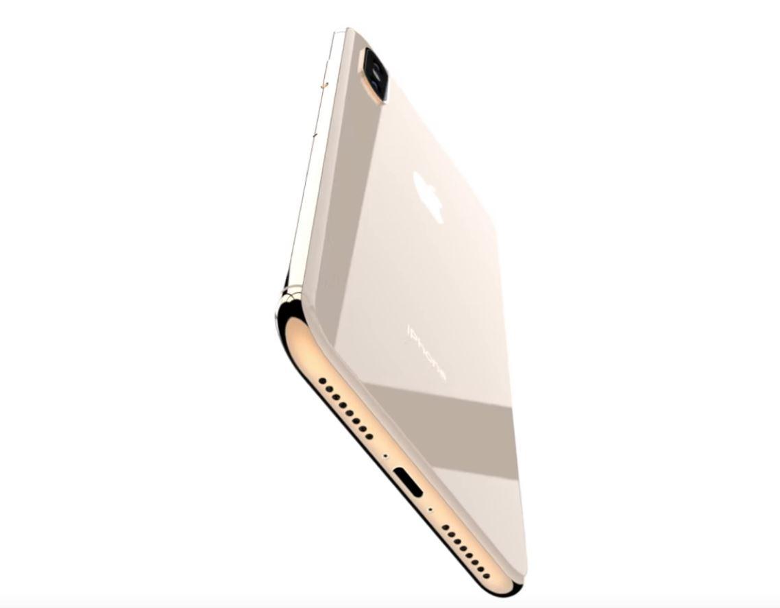 iphone x auriu 1