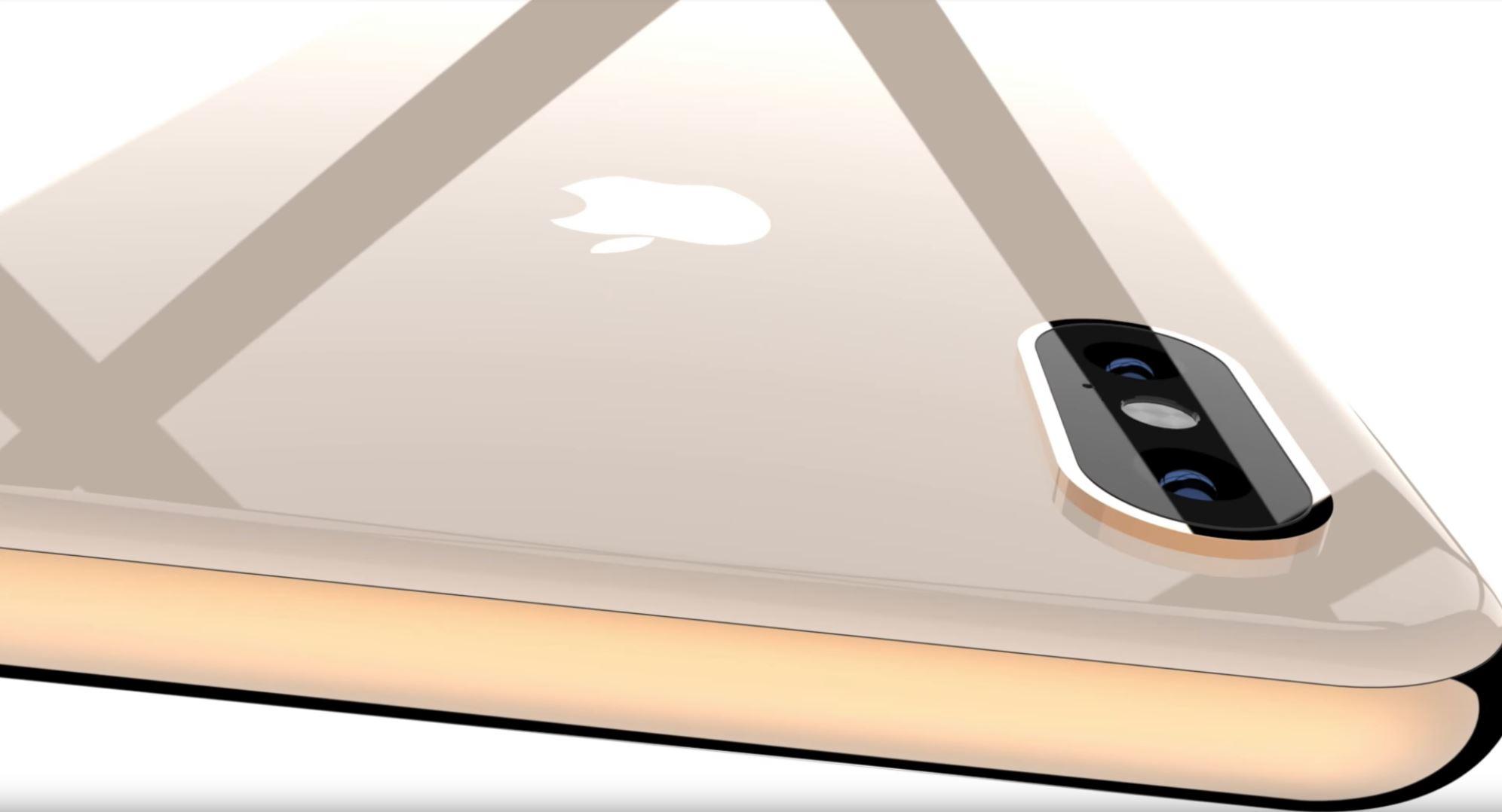 iphone x auriu 2