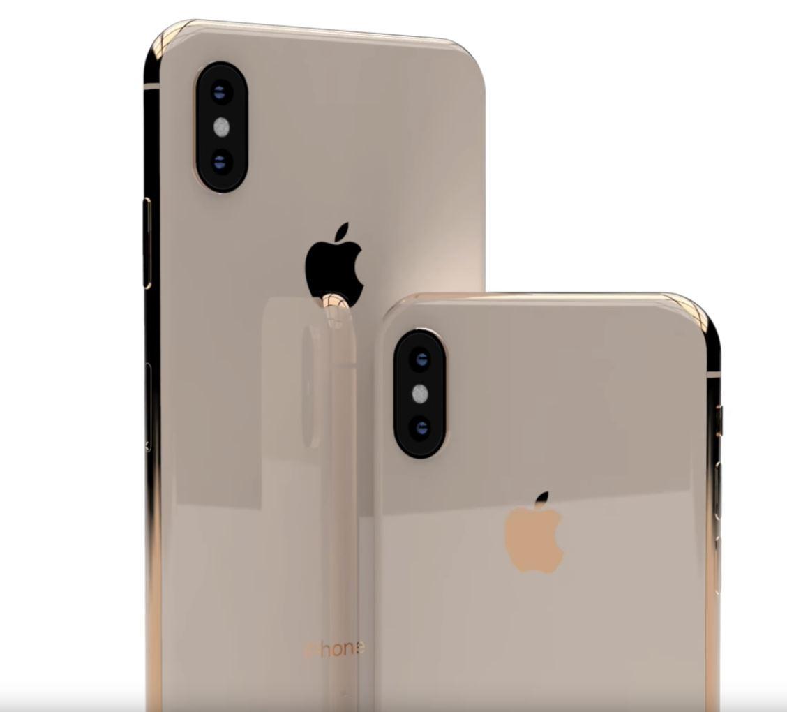 iphone x auriu 4