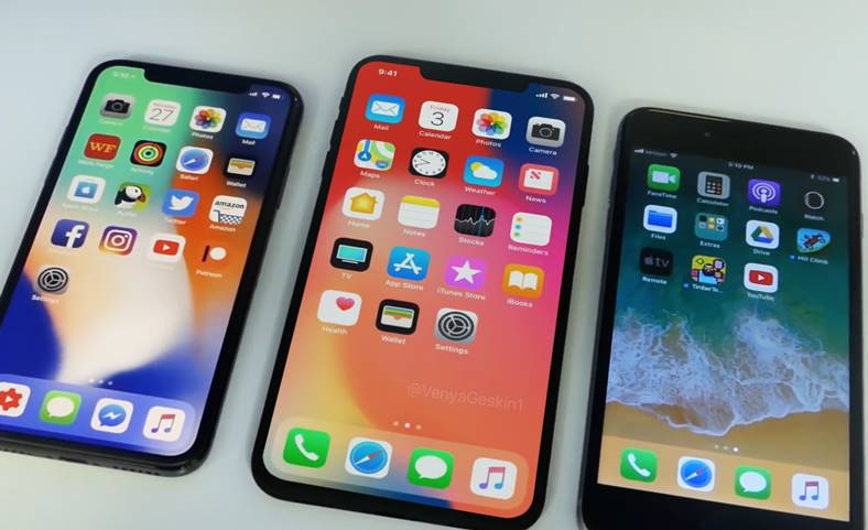 iphone x plus dual-sim rezolutie
