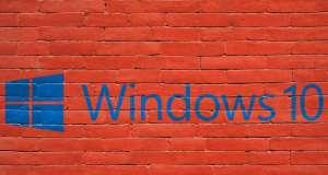 windows 10 folosit sistem operare pc