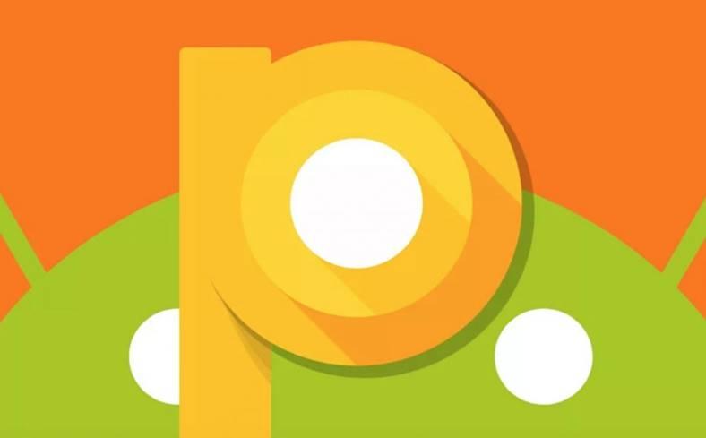 Android P decupaje ecran
