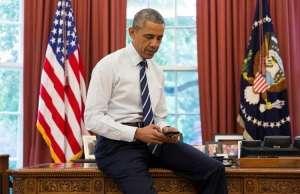 Apple Barack Obama