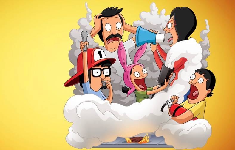 Apple Serie Desene Animate