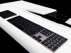 Apple Space Gray Magic Keyboard Trackpad