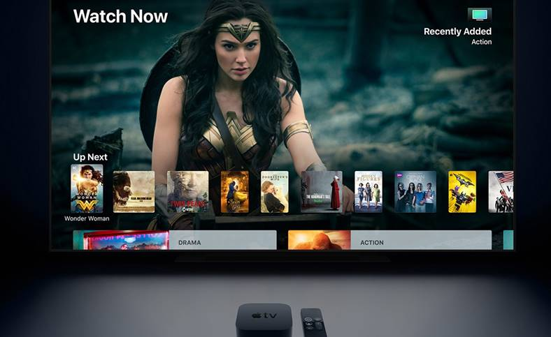 Apple Streaming Video Concurent Netflix