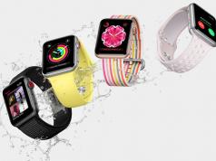 Apple Watch 4 design ecran