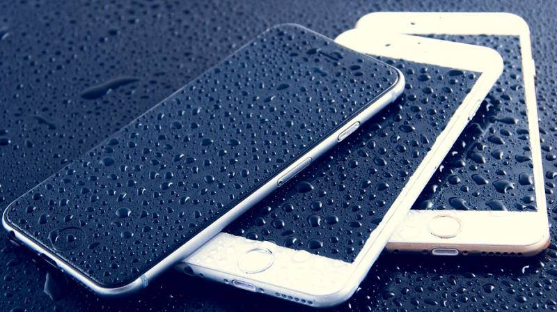 Apple iPhone Rezistent Apa