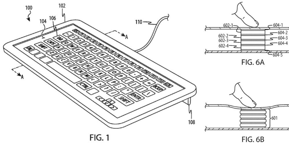 Apple macbook touchscreen