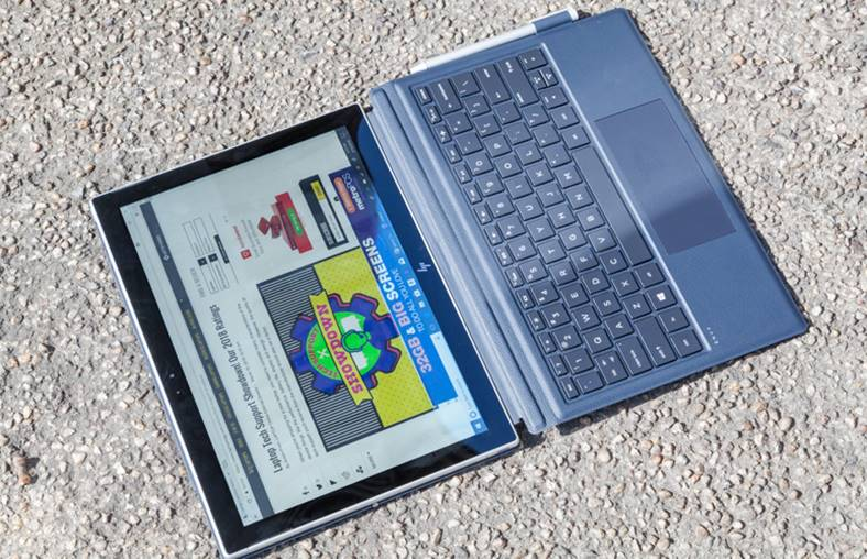 HP Envy x2 Laptop Procesor Smartphone SLAB iPad