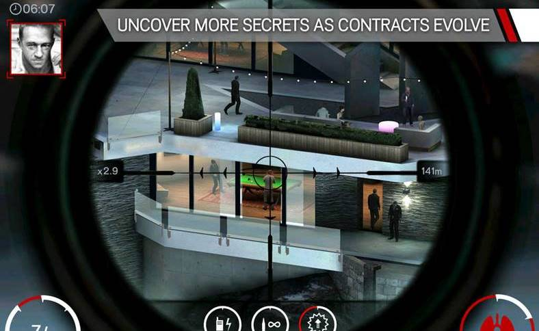 Hitman Sniper Gratuit iPhone iPad