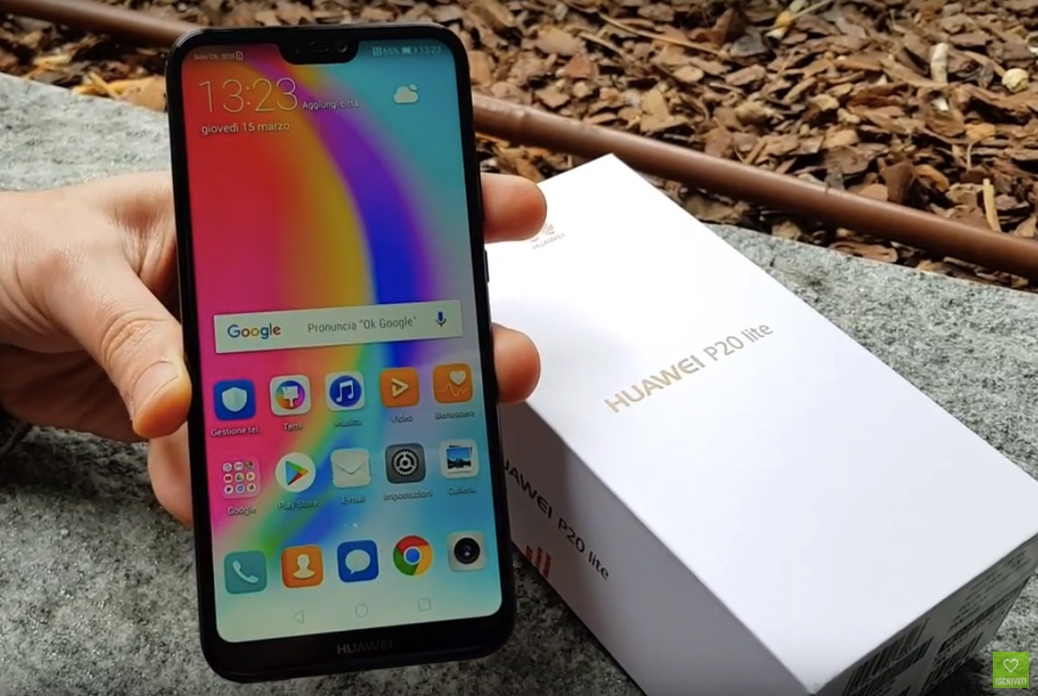 Huawei P20 Lite pret specificatii lansare imagini