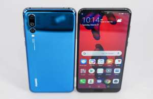 Huawei P20 Pro BUNA Camera Galaxy S9 iPhone X