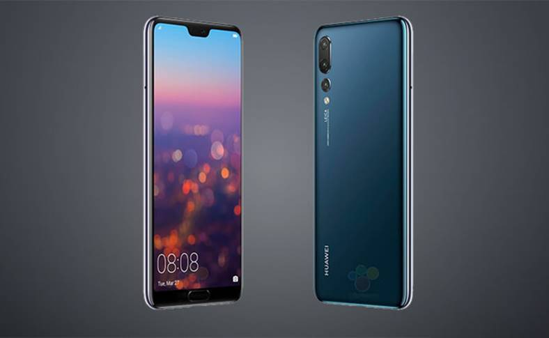 Huawei P20 Pro Performante MICI Galaxy S9 iPhone X