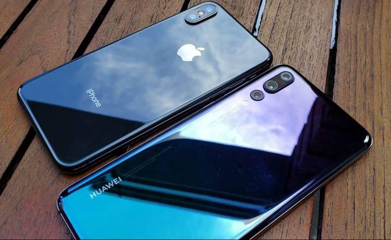 Huawei P20 Pro iPhone X Comparatia Camerelor
