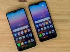 Huawei P20 penibil decupaj android