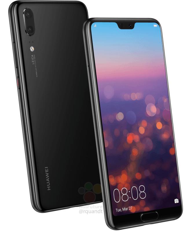 Huawei P20 pret specificatii lansare imagini