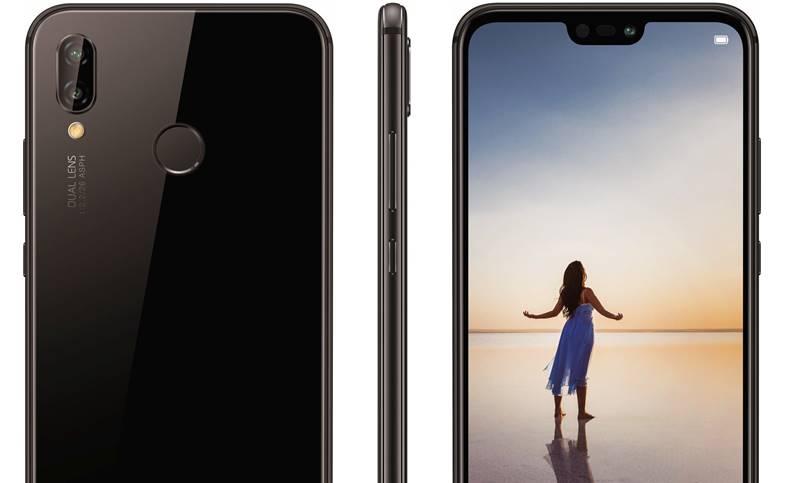 Huawei P20 schimbare copiata iphone x