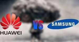 Huawei fura Samsung Telefon Inovator
