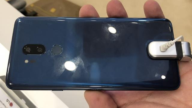 LG G7 clona iPhone X 2