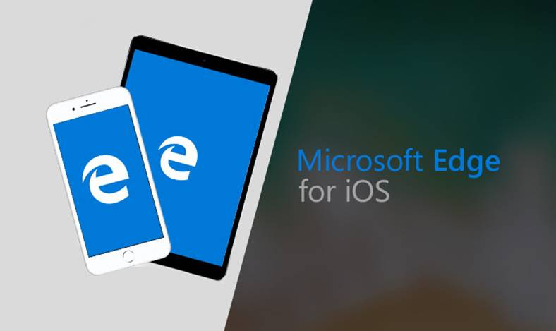 Microsoft Edge iPad